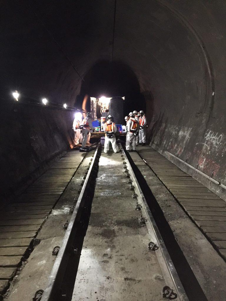 Kaimai Rail Tunnel-Combination products