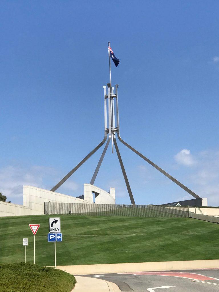 Public buildings parliament house
