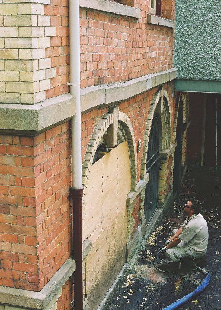 school building teretek