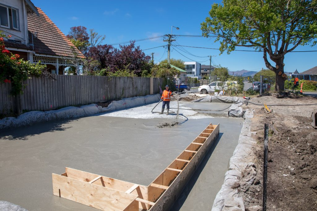 Mainmark Overcomes Site Challenges with Innovative Raft Slab through terefil