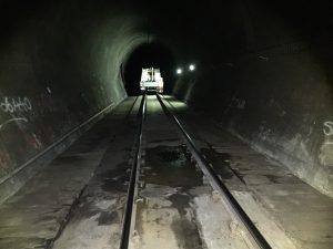 kaimai rail tunnel