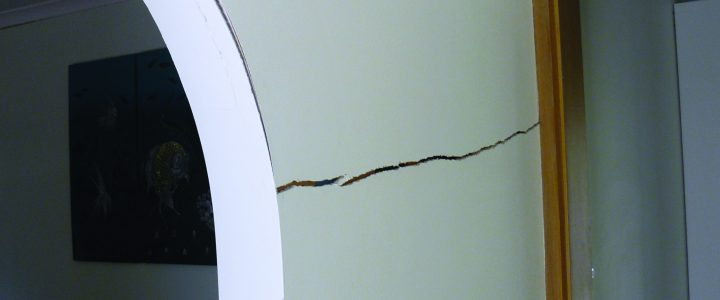 When should you worry about cracks in your walls?
