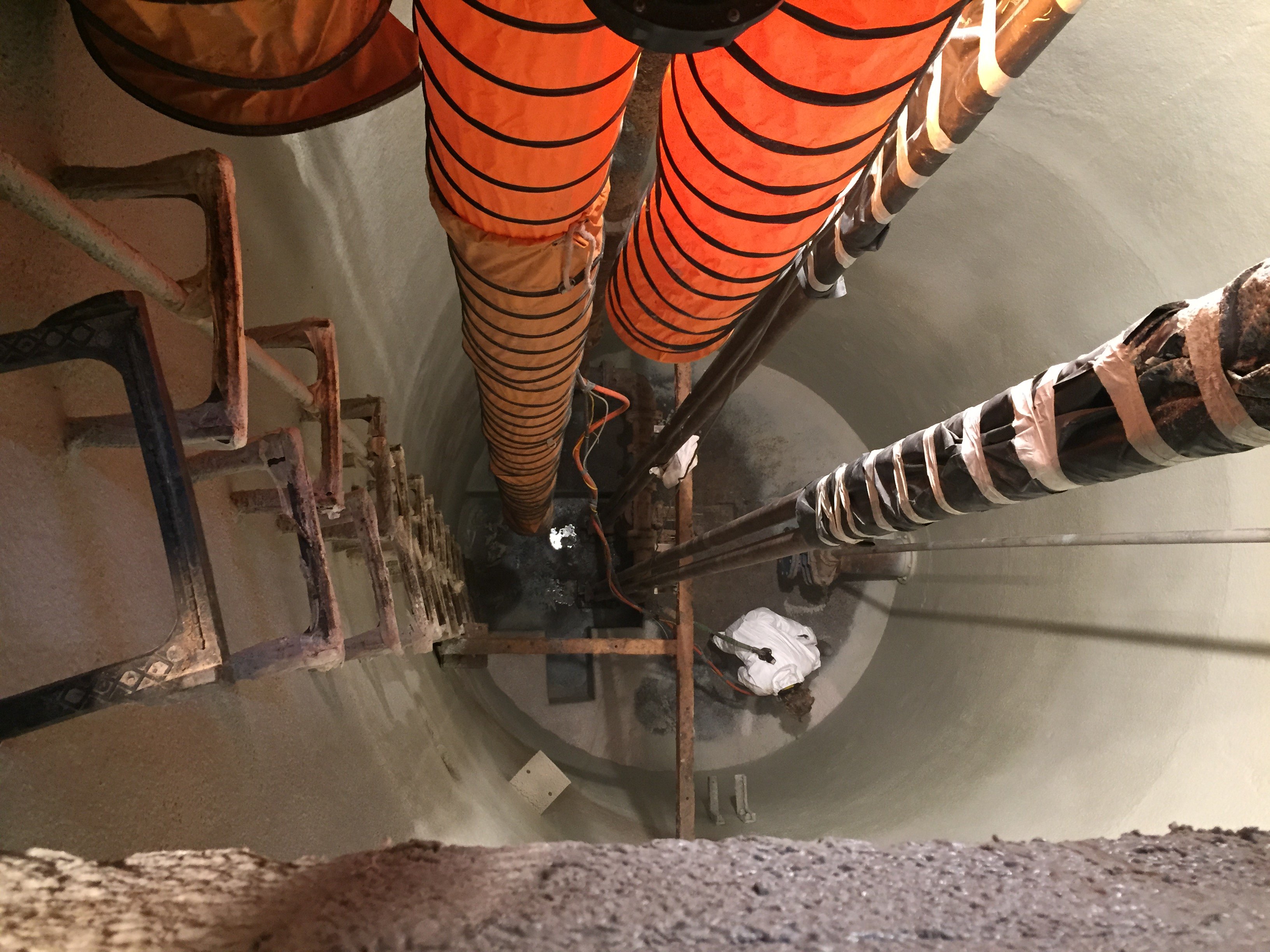 Rockhampton manholes rehabilitated