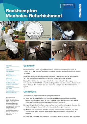 Rockhampton-Manholes-Refurbishment