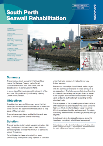 South-perth-seawall-rehabilitation