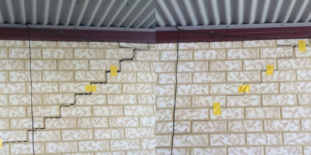 Cracked Walls BEFORE AND AFTER 6